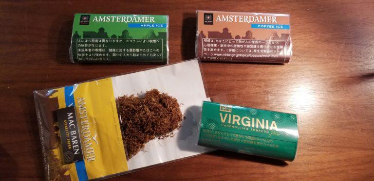 シャグタバコ新商品第1段入荷です。