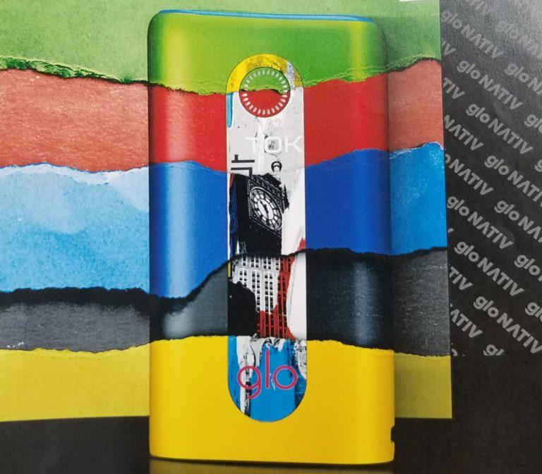 グローハイパー本体が5色限定カラー発売です。