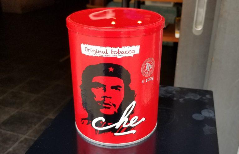チェ・シャグ缶発売。